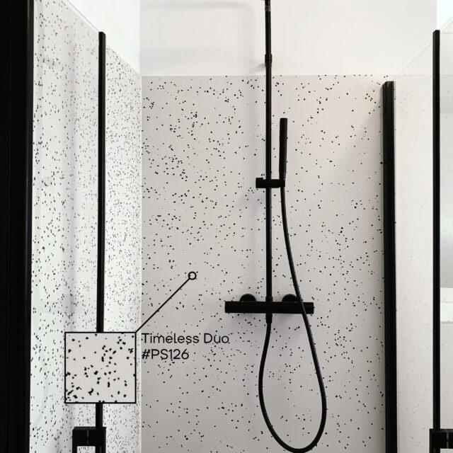 recycled plastic, wall tiling, modern bathroom